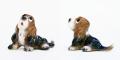 Hagen Reneaker,ヘイゲンリネカー,ミニチュアドール,コレクション,磁器,フィギュア,犬,ドッグ,バセットハウンド
