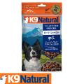 K9ナチュラル フリーズドライ生食・犬用総合栄養食 【ビーフ・フィースト 15g・トライアルパック(水に戻すと60g)】