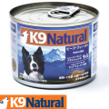K9ナチュラル 犬用総合栄養食 【ビーフ・フィースト 170g)】缶フード