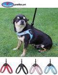 PRATIKO・プラティコハーネス カドゥルアジャスタブル 中型犬用(フレンチブル、柴犬) サイズ4