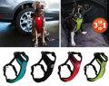 介護用・車の安全ハーネスにも使用できる、メッシュの通気性の良い【メッシュベストハーネス XXSサイズ 小型犬用サイズ】
