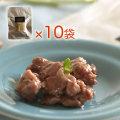 【鹿肉のやわらか煮・レトルト】  70g×10袋   10%オフ 天然鹿肉  100% 犬猫用