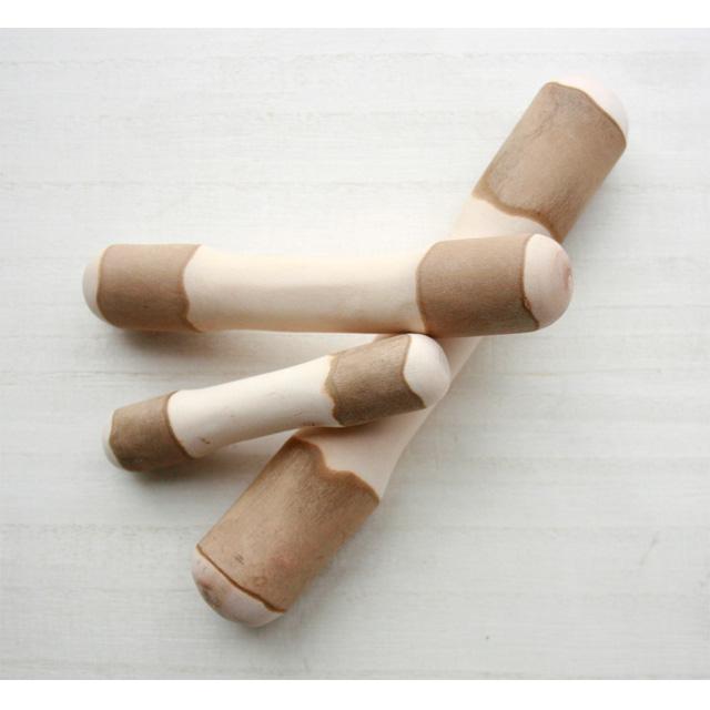 犬用木のおもちゃ 自然木タイプ