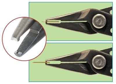 Xuron ミニ釘用プライヤ (全長約140mm)