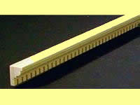 飾り棒 Dentil Crown (1本 455mm x 10mm x 9mm)