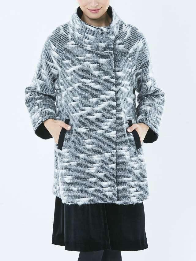 アルパカスラブシャギージャケット