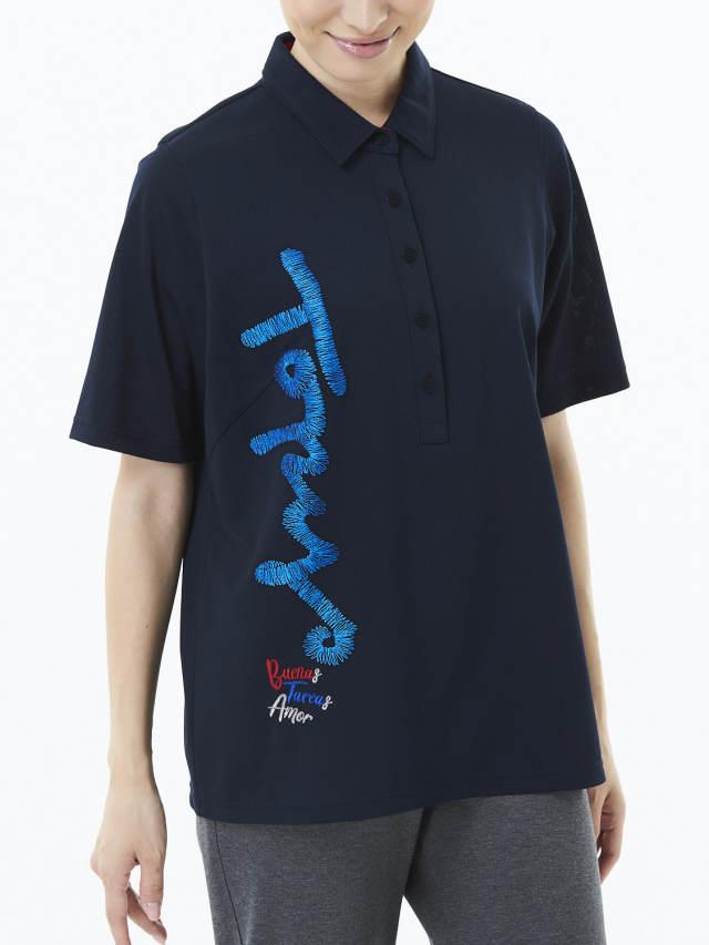 綿カノコポロシャツ