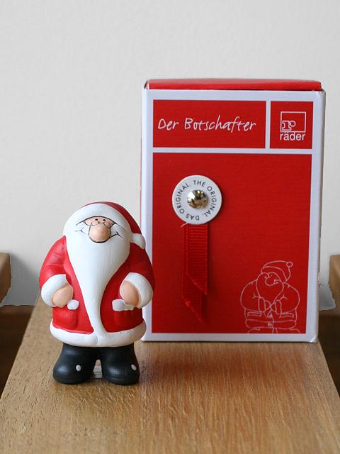 rader レーダー デンマーク サンタ オブジェ