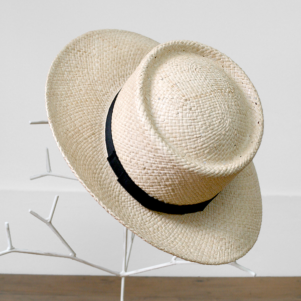 Encahette アンキャシェット ハット 帽子