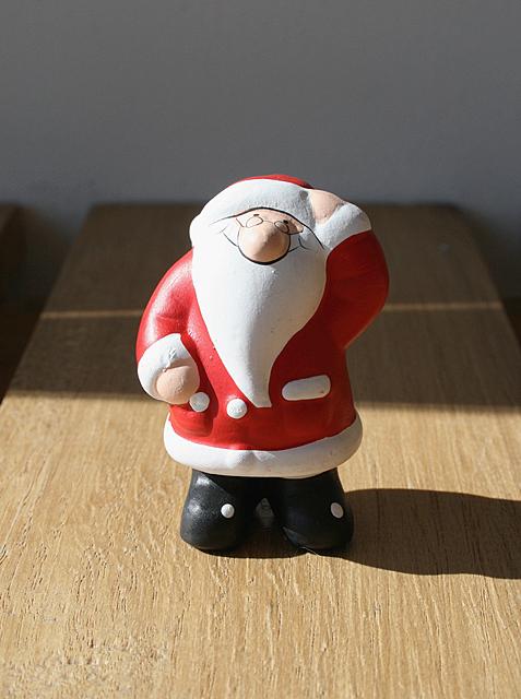 rader ミニクリスマスサンタ イメージ