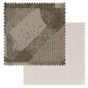 【オーダーカーテン新築セット】ブルックリン・スタイルのコーディネート【BS-01】2窓セット