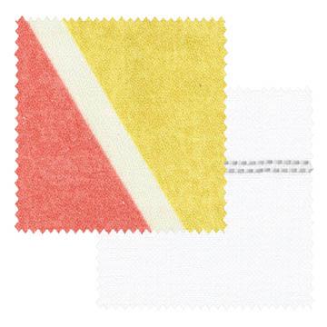 【オーダーカーテン新築セット】ミッドセンチュリーのコーディネート【MM-01】4窓セット