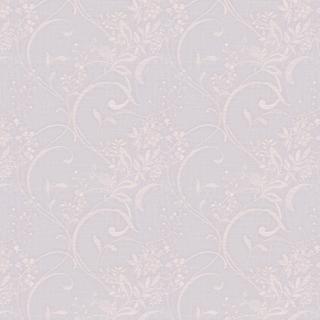【フレンチ シック】フワっとしたエアリー感と透明感のドレープカーテン【LX-8141】ペールピンク