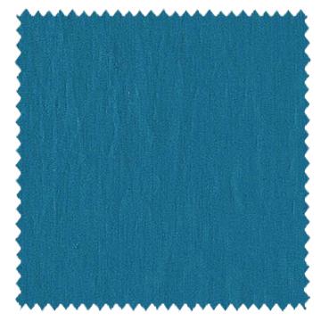 【ナチュラル】リネン(麻)の無地のドレープカーテン【SC-0005】ブルー