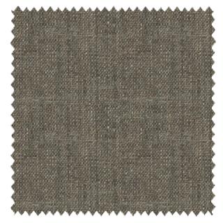 【リネン(麻)】最高級ベルギー・リネンの無地のドレープカーテン【UX-3223】グレーブラウン