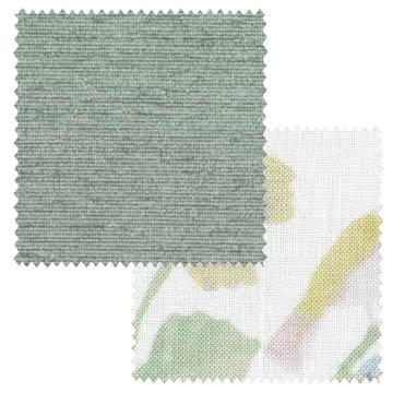 【オーダーカーテン新築セット】フレンチ カントリーのコーディネート【FC-04】2窓セット