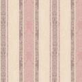 【クラシック モダン】クラシック文様ストライプのドレープカーテン【IS-61218】ピンク