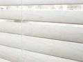 【木製ブラインド】木の手触りと風合いのウッドブラインド【NX-0513】グレインホワイト