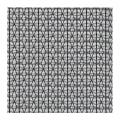 【シンプル モダン】スタイリッシュな幾何学織のレースカーテン&シェード【SC-0708】ブラック