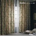 【アンティーク クラシック】ペイズリーのビンテージ・プリントのドレープカーテン【UX-3082】グリーン&アイボリー