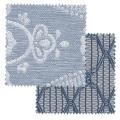 【オーダーカーテン新築セット】優雅な大人の女性のフェミニン・クラシックのコーディネート【FC-01】4窓セット