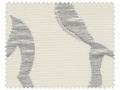 【クラシック-モダン】シルバー柄のドレープカーテン&シェード【IS-50178】アイボリー