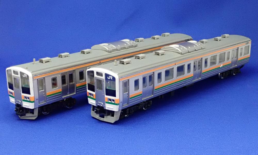 FH-4122 塗装済みメーカー組立サンプル
