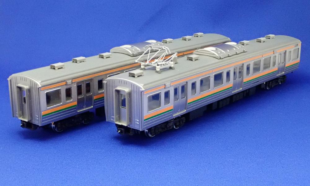 FH-4123 塗装済みメーカー組立サンプル