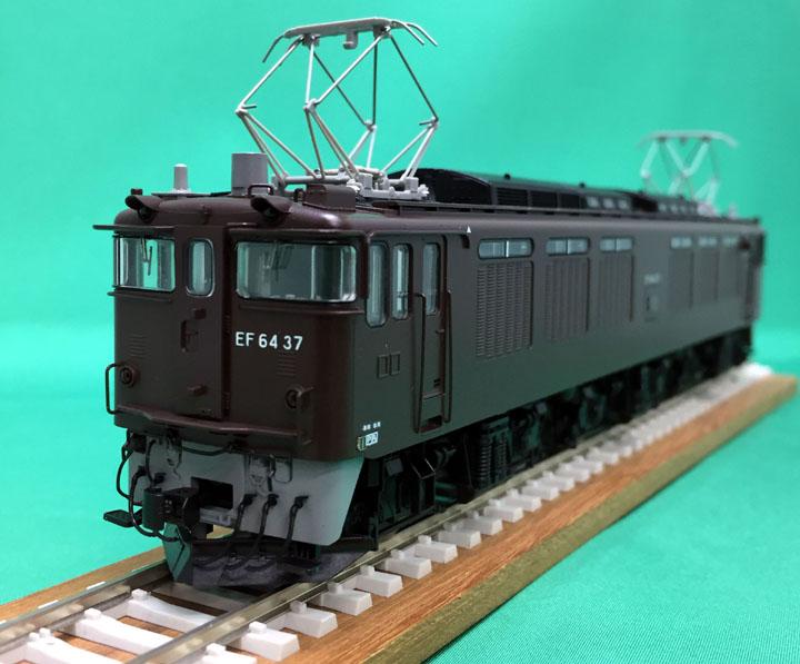 特製品/16番/アクラス/DPCH-1106-1K37/(改良再生産)EF64形0番代 5次車 茶塗装 EG付き
