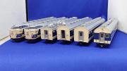 委託 カツミ製583系はつかり12 両編成( サロ無) 前面