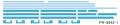 PH-5843-1/211系デカール長野色・先頭