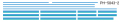 PH-5843-2/211系デカール長野色・中間
