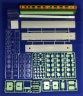 16番/アクラス/FH-3108-1/80系 塗装済ボディキットサロ85 300番代 淡緑帯 1等