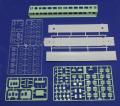16番/アクラス/FH-4005/80系 未塗装ボディキット クハ86 300番代 2輌セット