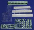 16番/アクラス/FH-4006/80系 未塗装ボディキット モハ80 300番代 2輌セット