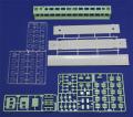 16番/アクラス/FH-3007/80系 未塗装ボディキット サハ87 300番代