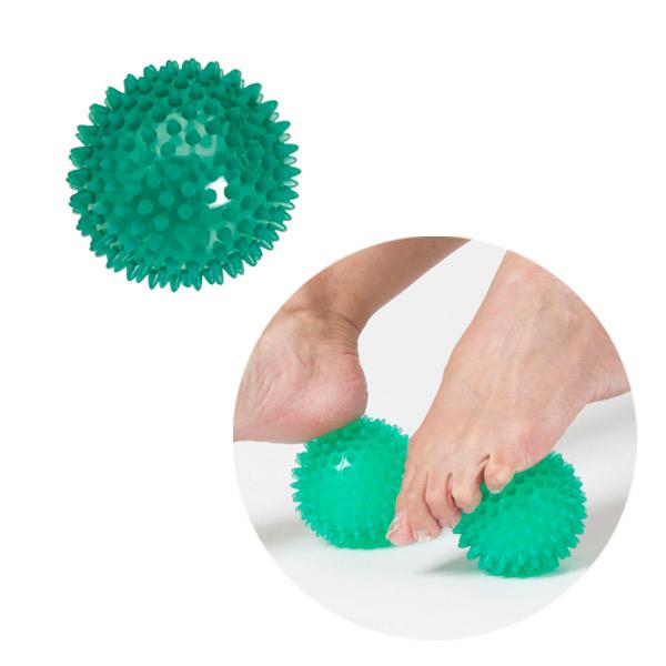 リフレックスボールハードタイプ緑8cm