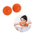 リフレックスボールソフトタイプオレンジ8cm