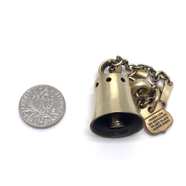 ガーディアンベル、kc07、真鍮製