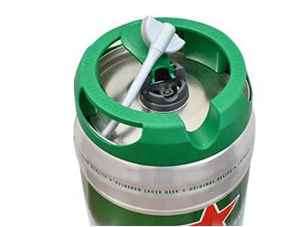 ビール漏れ対処法の画像