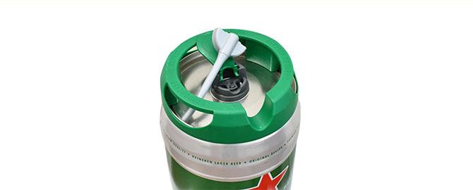 ビール漏れ対処法