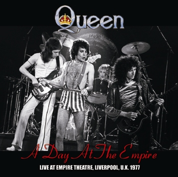 QUEEN - A DAY AT THE EMPIRE (2CDR)