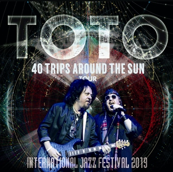 TOTO - INTERNATIONAL JAZZ FESTIVAL 2019 (2CDR)