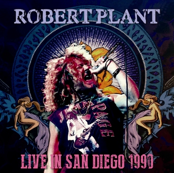 ROBERT PLANT - LIVE IN SAN DIEGO 1990 (2CDR)