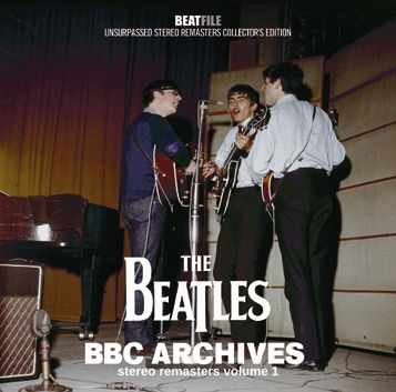 THE BEATLES - BBC ARCHIVES: STEREO REMASTERS VOL.1(1CDR)
