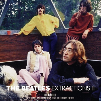 THE BEATLES - EXTRACTIONS III (1CDR)