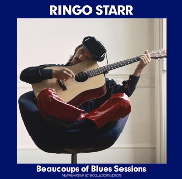 RINGO STARR - BEAUCOUPS OF BLUES SESSIONS(1CDR)