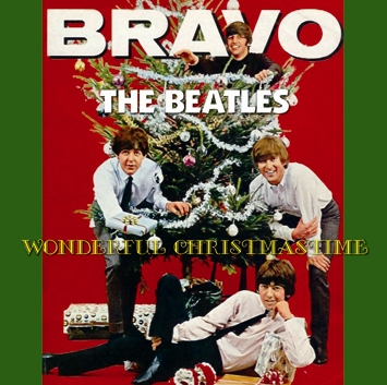 THE BEATLES - WONDERFUL CHRISTMASTIME (1CDR)