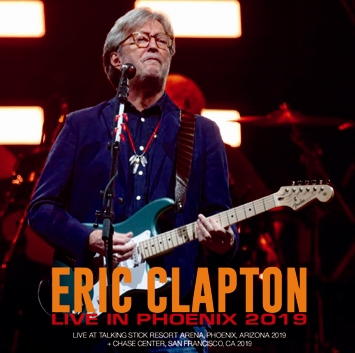 ERIC CLAPTON - LIVE IN PHOENIX 2019 (2CDR)