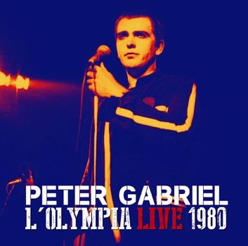 PETER GABRIEL - L'OLYMPIA LIVE 1980 (2CDR)